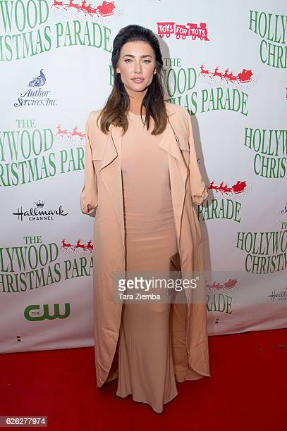 Actress Jacqueline MacInnes Wood arrives at the 85th Annual Hollywood Christmas Parade on November 27 2016 in Hollywood California