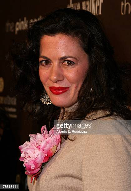 Actress Jacqueline Mazarella arrives at The Pink Party to benefit CedarsSinai Women's Cancer Research Institute at Viceroy Santa Monica September 8...