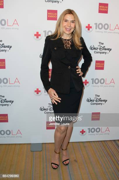 """Actress Jacqueline Murphy attends the American Red Cross Centennial Celebration to Honor Disney as the """"Humanitarian Company of The Year"""" at the..."""