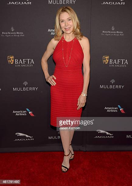 Actress Jacqueline Murphy attends the BAFTA Los Angeles Tea Party at The Four Seasons Hotel Los Angeles At Beverly Hills on January 10 2015 in Los...