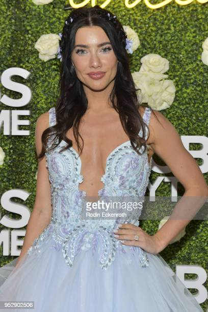 Actress Jacqueline Wood attends the CBS Daytime Emmy After Party at Pasadena Convention Center on April 29 2018 in Pasadena California