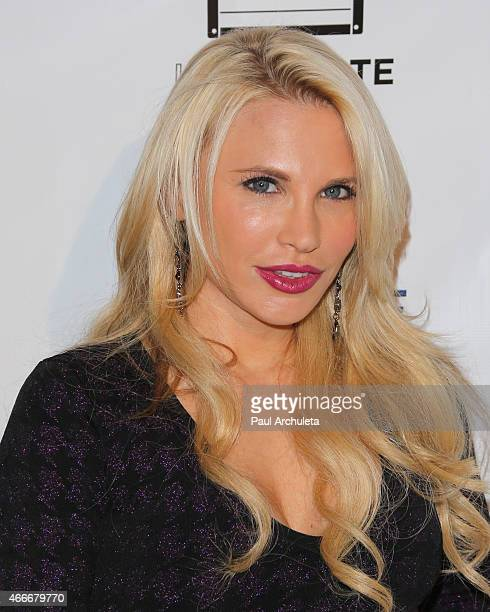 Actress Jacqui Holland Attends The Super Sweet Toy Drive Benefiting The Childrens Hospital Of
