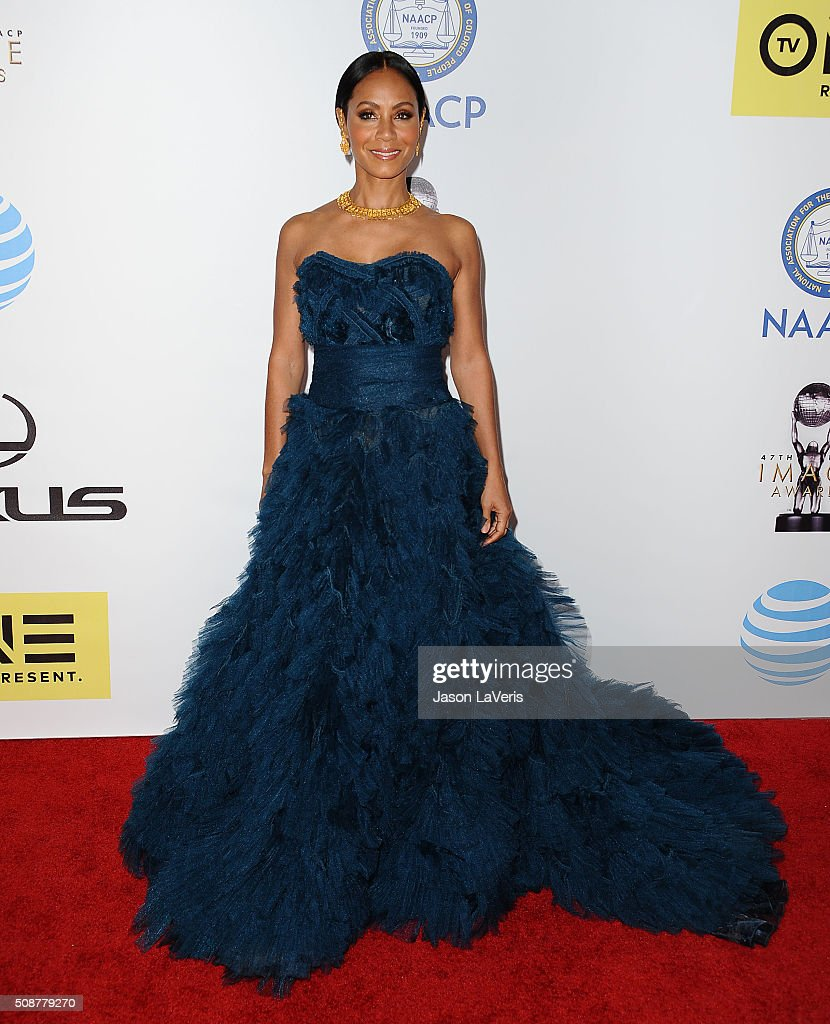 47th NAACP Image Awards - Arrivals : News Photo