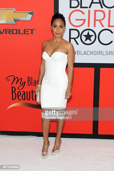 """Actress Jada Pinkett Smith attends the BET's """"Black Girls ..."""