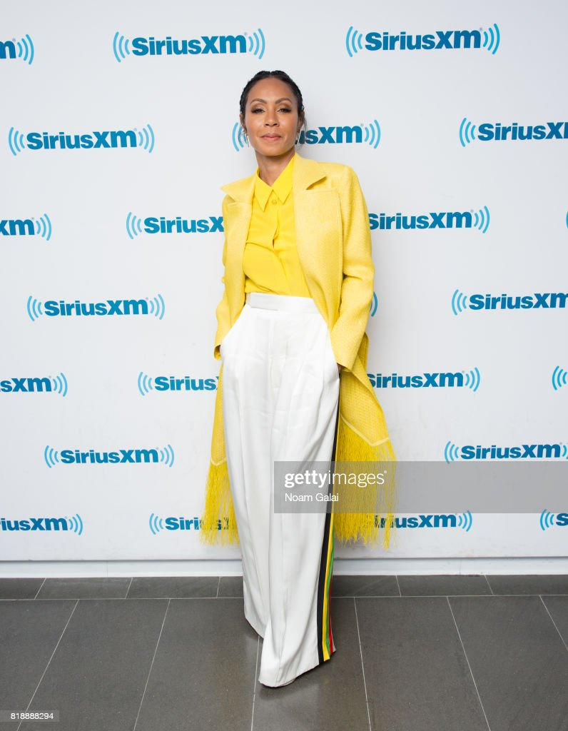 Celebrities Visit SiriusXM - July 19, 2017