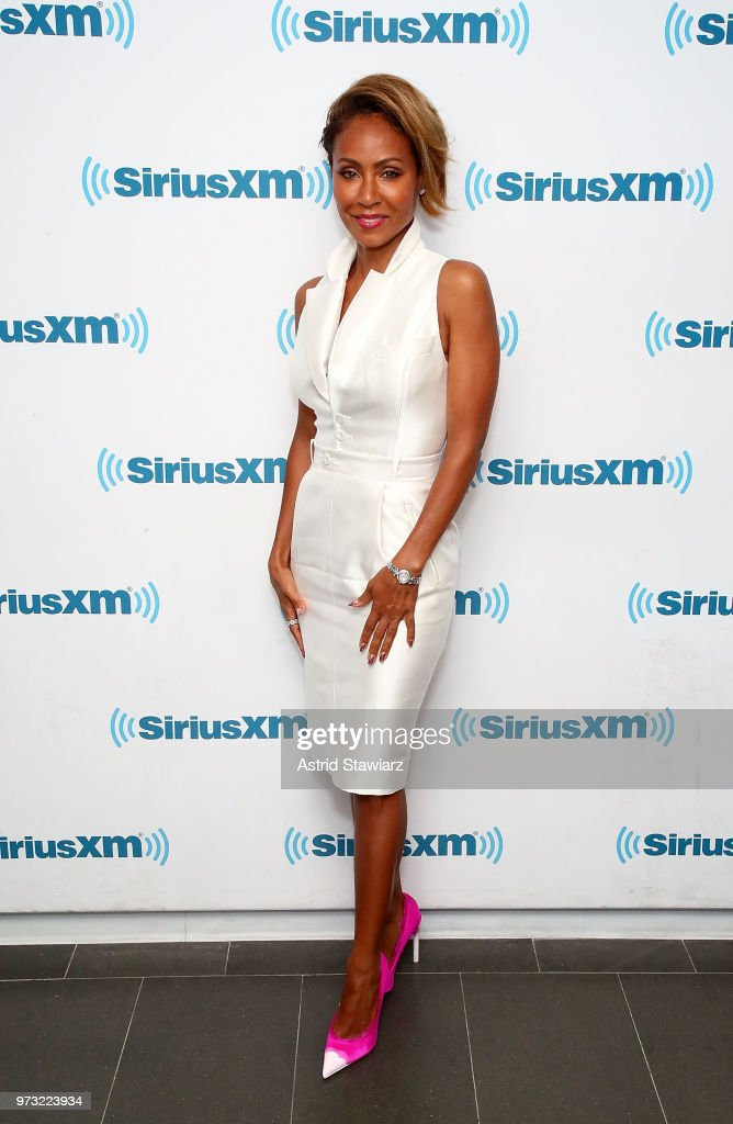 Celebrities Visit SiriusXM - June 13, 2018