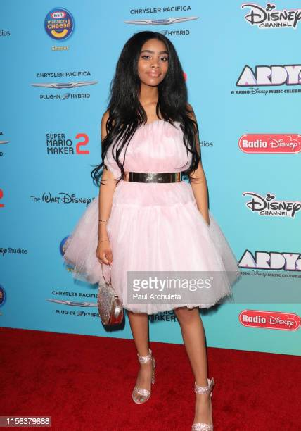 Actress Jadah Marie attends the 2019 Radio Disney Music Awards at CBS Studios Radford on June 16 2019 in Studio City California