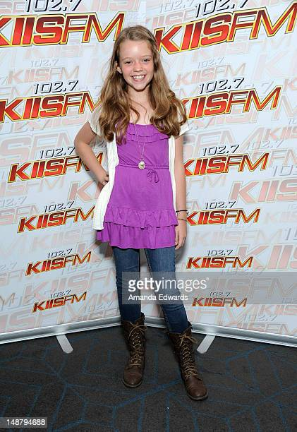 Actress Jade Pettyjohn arrives at the 1027 KIISFM Gifting Lounge for TEEN CHOICE AWARDS at W Los Angeles Westwood on July 19 2012 in Los Angeles...