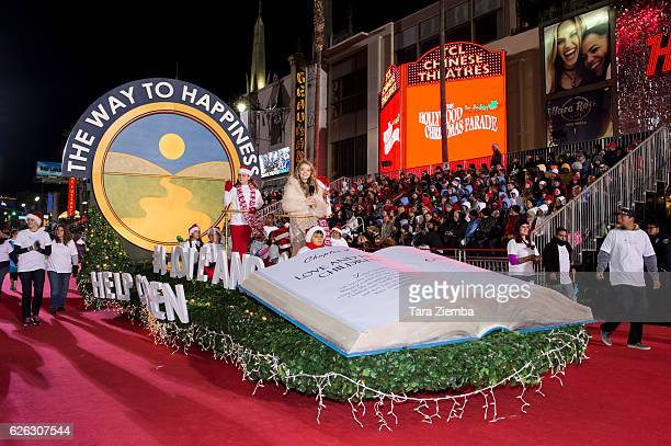 Actress Jade Pettyjohn attends the 85th Annual Hollywood Christmas Parade on November 27 2016 in Hollywood California