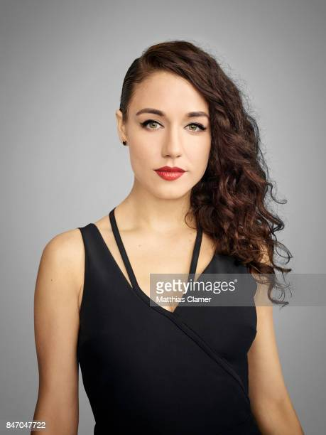 Actress Jade Tailor from 'The Magicians' is photographed for Entertainment Weekly Magazine on July 23 2016 at Comic Con in the Hard Rock Hotel in San...