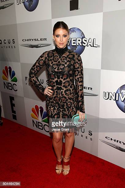 Actress Jadyn Douglas attends Universal NBC Focus Features and E Entertainment Golden Globe Awards After Party sponsored by Chrysler at The Beverly...