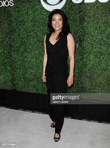 Actress Jadyn Wong attends the 4th annual CBS Television Studios Summer Soiree at Palihouse on June 2 2016 in West Hollywood California
