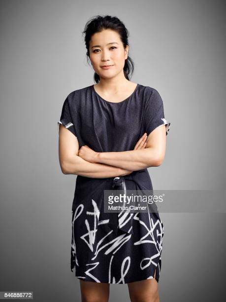 Actress Jadyn Wong from 'Scorpion' is photographed for Entertainment Weekly Magazine on July 21 2016 at Comic Con in the Hard Rock Hotel in San Diego...