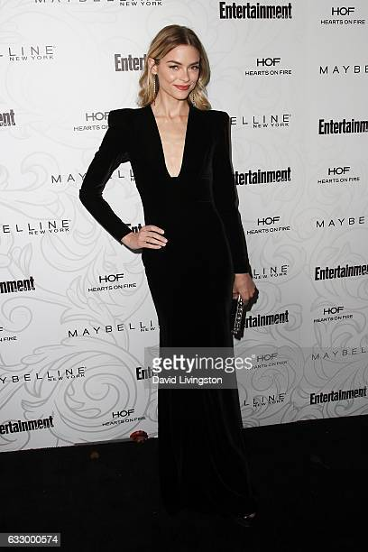 Actress Jaime King arrives at the Entertainment Weekly celebration honoring nominees for The Screen Actors Guild Awards at the Chateau Marmont on...