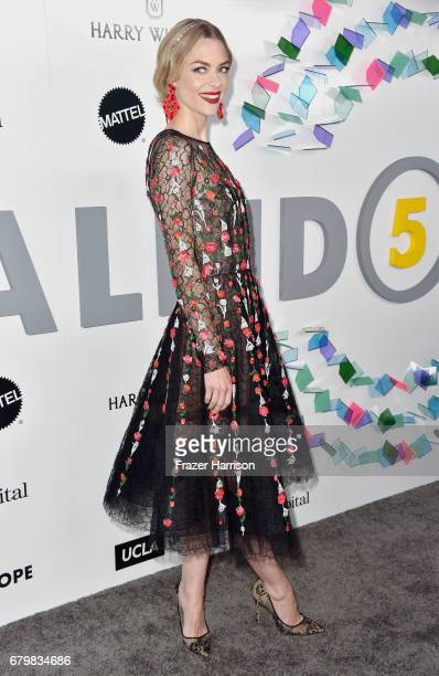 Actress Jaime King arrives at the UCLA Mattel Children's Hospital presents Kaleidoscope 5 at 3LABS on May 6, 2017 in Culver City, California.