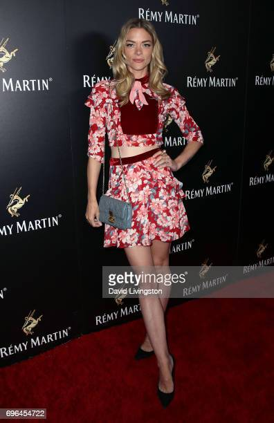 Actress Jaime King attends A Special Evening presented by Remy Martin at Eric Buterbaugh Los Angeles on June 15 2017 in Los Angeles California