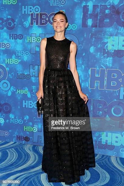 Actress Jaime King attends HBO's Official 2016 Emmy After Party at The Plaza at the Pacific Design Center on September 18 2016 in Los Angeles...