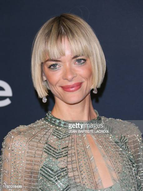 Actress Jaime King attends the 21st Annual InStyle And Warner Bros. Pictures Golden Globe After-Party in Beverly Hills, California on January 5, 2020.