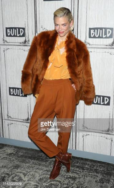 Actress Jaime King attends the Build Series to discuss Black Summer at Build Studio on April 11 2019 in New York City