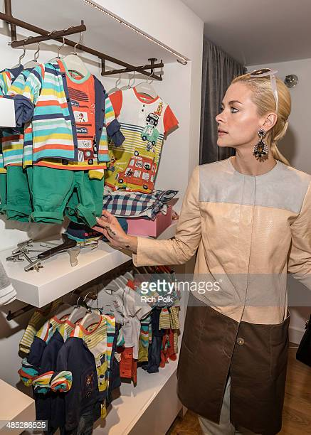 Actress Jaime King attends the Catimini Beverly Hills Store Opening Event at Catimini Beverly Hills on April 16 2014 in Beverly Hills California