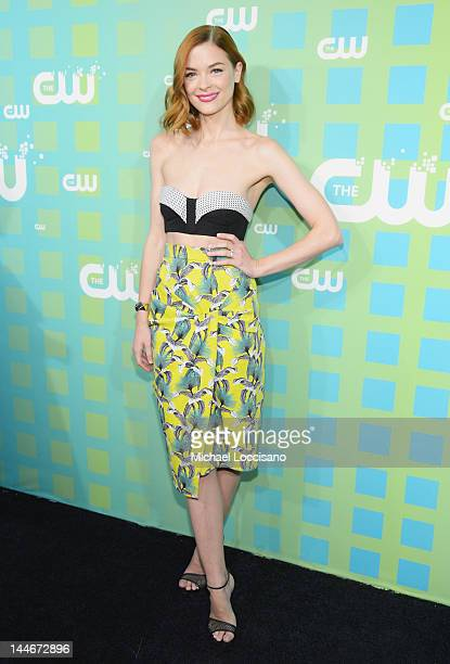 Actress Jaime King attends The CW Network's New York 2012 Upfront at New York City Center on May 17 2012 in New York City