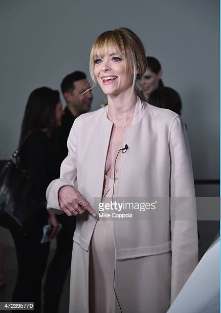 Actress Jaime King attends The Game of Plenti at Skylight Modern on May 6 2015 in New York City