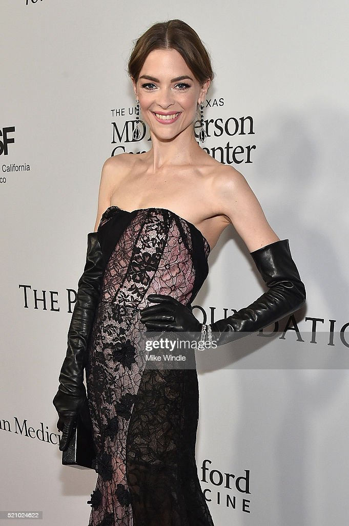 Actress Jaime King attends the launch of the Parker Institute for Cancer Immunotherapy, an unprecedented collaboration between the country's leading immunologists and cancer centers on April 13, 2016 in Los Angeles, California.