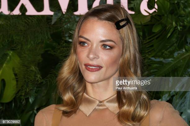 Actress Jaime King attends the Max Mara WIF Face Of The Future event at the Chateau Marmont on June 12, 2018 in Los Angeles, California.
