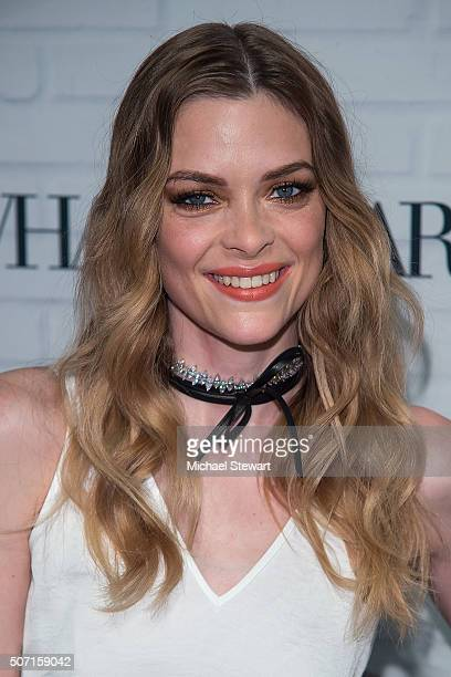 Actress Jaime King attends the Target x Who What Wear launch party at ArtBeam on January 27 2016 in New York City