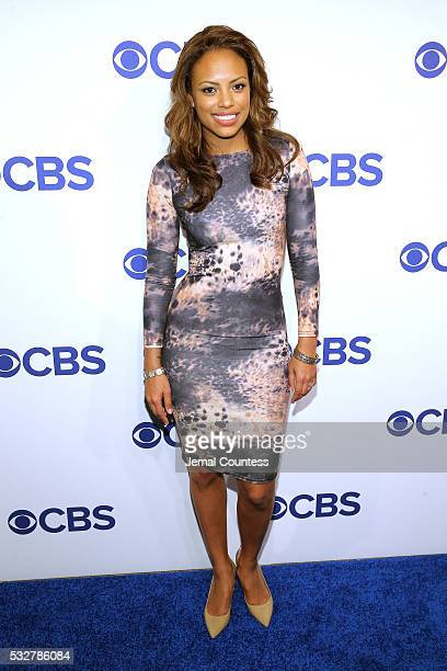 Actress Jaime Lee Kirchner attends the 2016 CBS Upfront at The Plaza on May 18 2016 in New York City