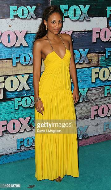 Actress Jaime Lee Kirchner attends the FOX AllStar Party on July 23 2012 in West Hollywood California
