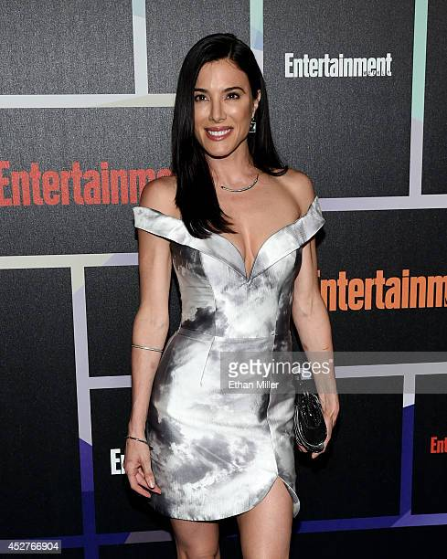 Actress Jaime Murray attends Entertainment Weekly's annual Comic-Con celebration at Float at Hard Rock Hotel San Diego on July 26, 2014 in San Diego,...