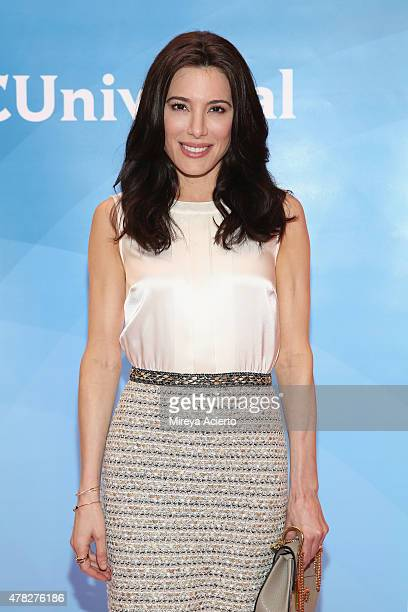 Actress Jaime Murray attends the 2015 NBC New York Summer Press Day at Four Seasons Hotel New York on June 24 2015 in New York City
