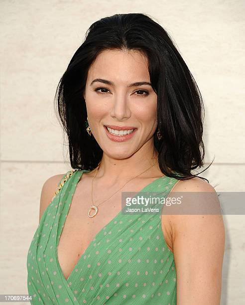 """Actress Jaime Murray attends the """"Dexter"""" series finale season premiere party at Milk Studios on June 15, 2013 in Hollywood, California."""