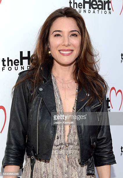 Actress Jaime Murray attends The Heart Foundation 20th Anniversary Event honoring Discovery Land Company's Mike Meldman at the Green Acres Estate on...