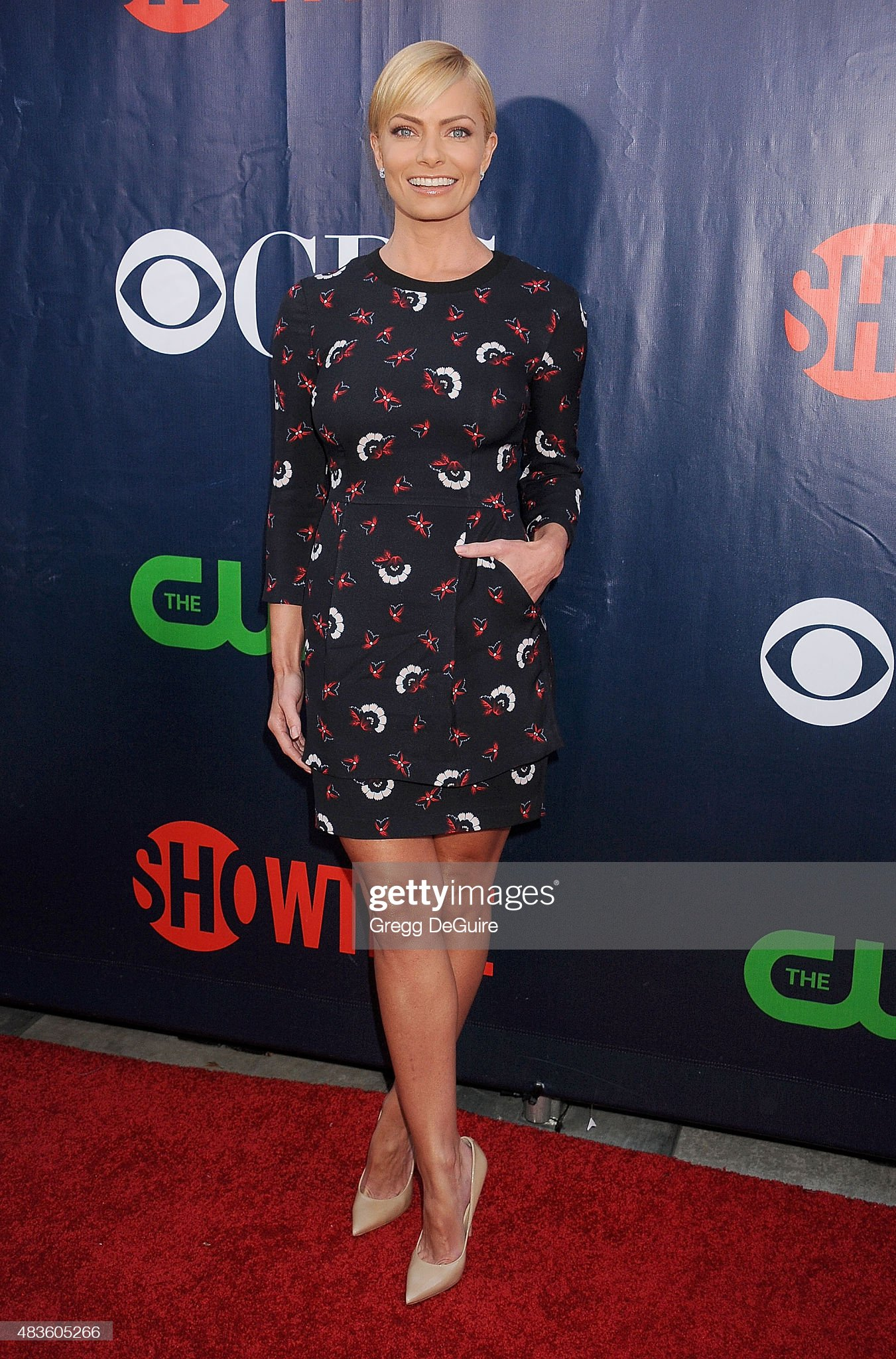 ¿Cuánto mide Jaime Pressly? - Altura - Real height Actress-jaime-pressly-arrives-at-the-cbs-cw-and-showtime-2015-summer-picture-id483605266?s=2048x2048