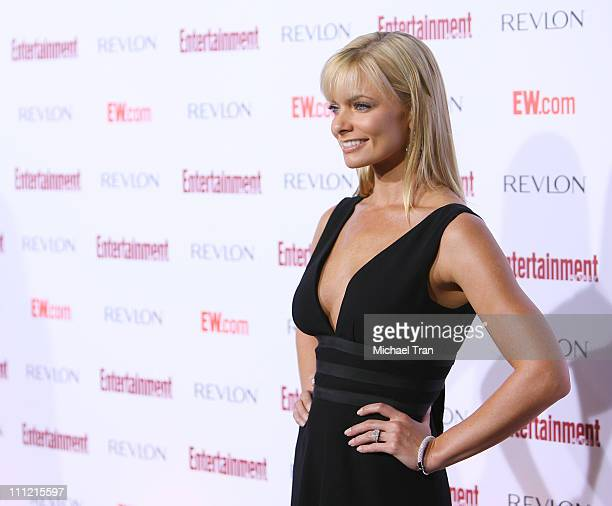 Actress Jaime Pressly arrives at the Entertainment Weekly's 5th Annual Pre-Emmy Party at Opera and Crimson on September 15, 2007 in Hollywood,...