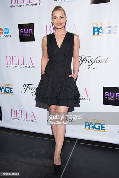 Actress Jaime Pressly attends BELLA New York Magazine Beauty Issue Cover Party at Sur Restaurant on May 21 2016 in Los Angeles California