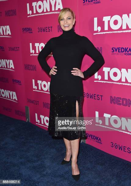 Actress Jaime Pressly attends the Los Angeles premiere of 'I Tonya' at the Egyptian Theatre on December 5 2017 in Hollywood California