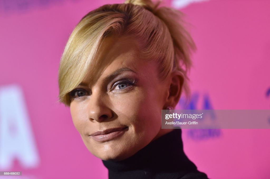 Actress Jaime Pressly attends the Los Angeles premiere of 'I, Tonya' at the Egyptian Theatre on December 5, 2017 in Hollywood, California.