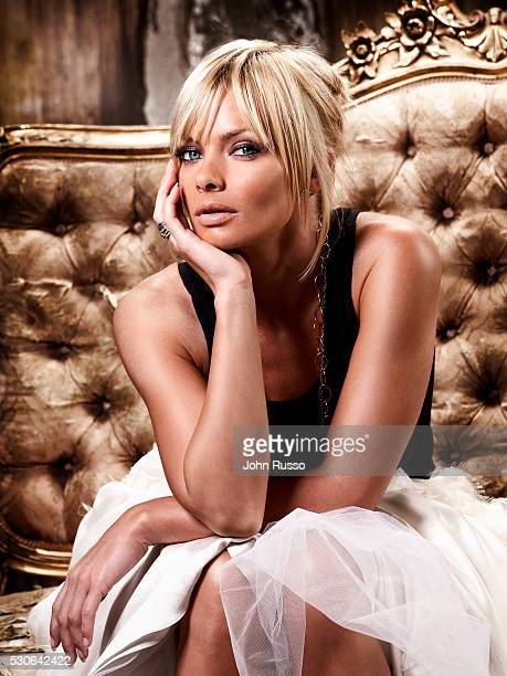 Actress Jaime Pressly is photographed in 2006
