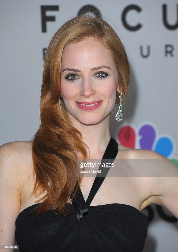 NBC, Universal Pictures And Focus Features Golden Globes After Party - Arrivals : News Photo