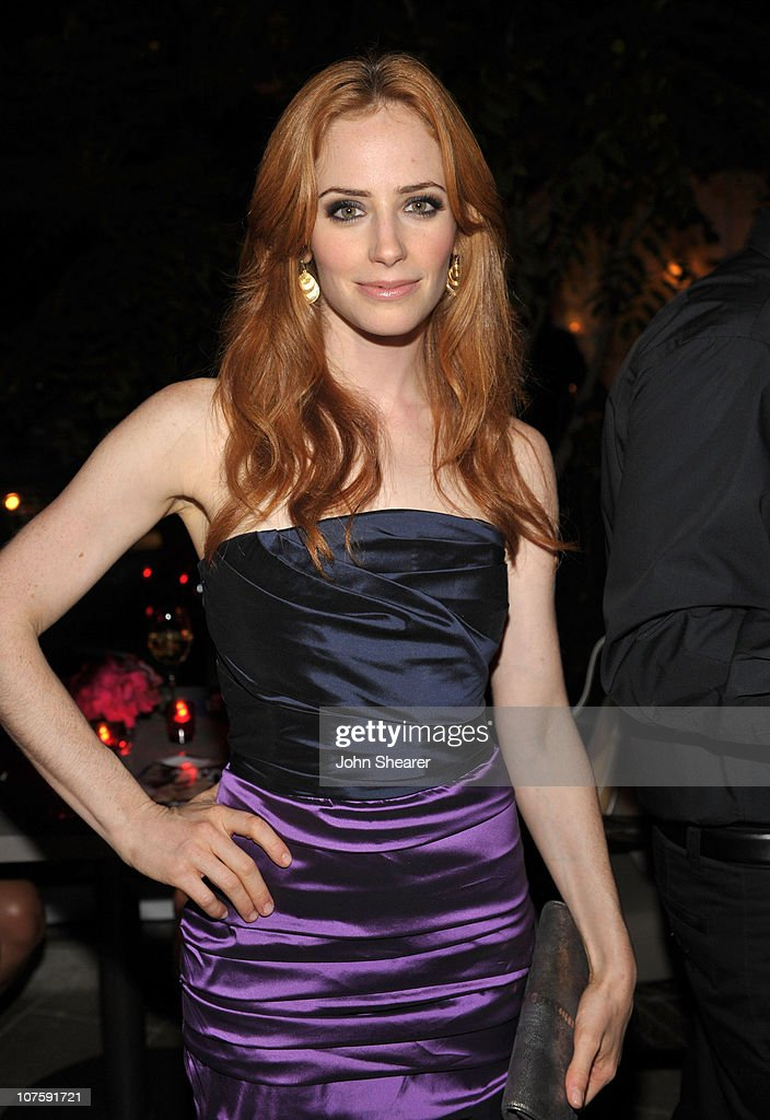 Entertainment Weekly And Women In Film Pre-Emmy Party Presented By Maybelline Colorsensational - Inside : News Photo