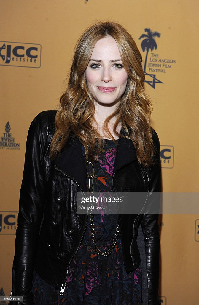 Los Angeles Jewish Film Festival Opening Night Gala : News Photo