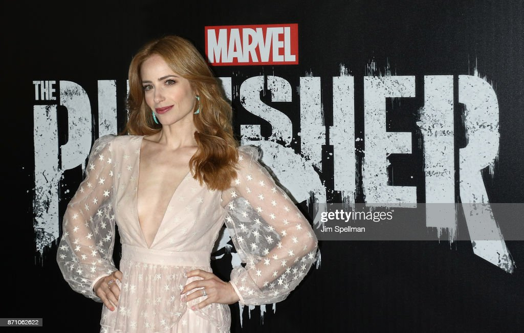 """Marvel's The Punisher"" New York Premiere : News Photo"