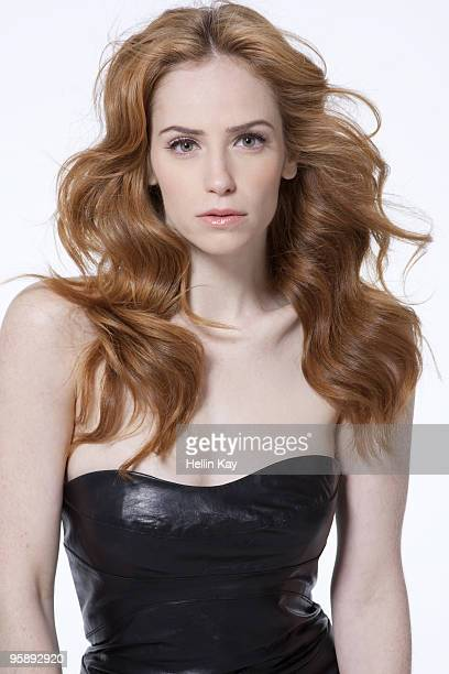 Actress Jaime Ray Newman poses for a portrait session on October 28 Los Angeles CA