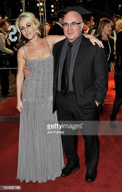 Actress Jaime Winstone and actor Bob Hoskins attend the Made in Dagenham world premiere at the Odeon Leicester Square on September 20 2010 in London...