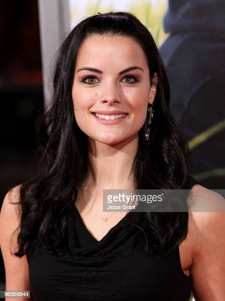 Actress Jaimie Alexander arrives at the Dear John World Premiere held at Grauman's Chinese Theatre on February 1 2010 in Hollywood California