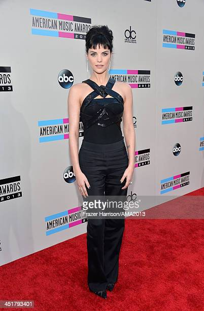 Actress Jaimie Alexander attends the 2013 American Music Awards at Nokia Theatre L.A. Live on November 24, 2013 in Los Angeles, California.
