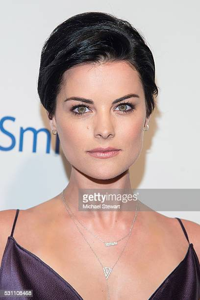 Actress Jaimie Alexander attends the 2016 Operation Smile Gala at Cipriani 42nd Street on May 12 2016 in New York City